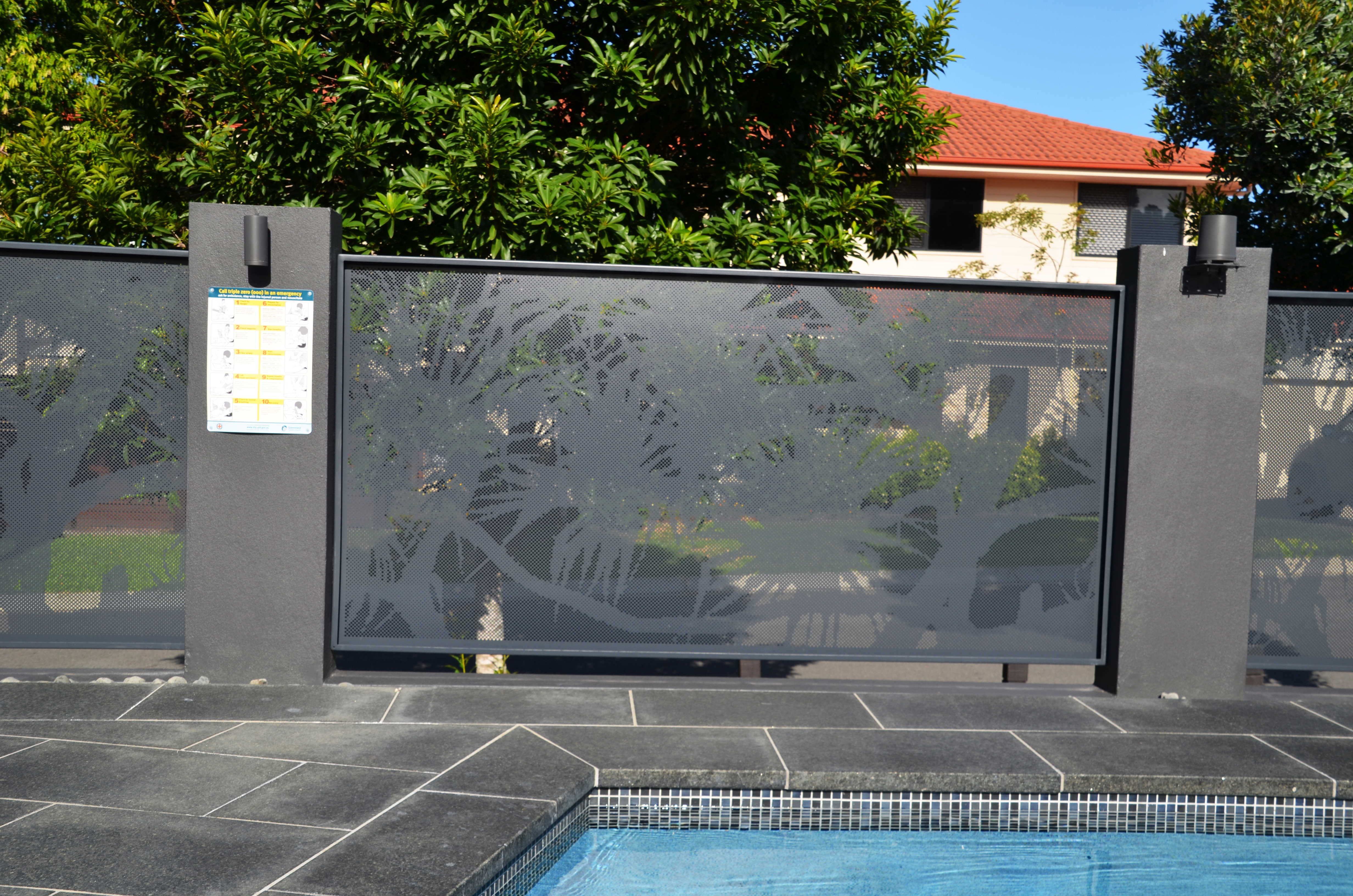 Image Perf Pool Safe pool fencing safety