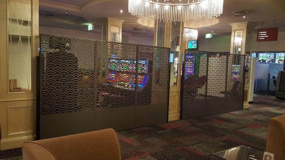 Akira Laser Cut Decorative Room Dividers