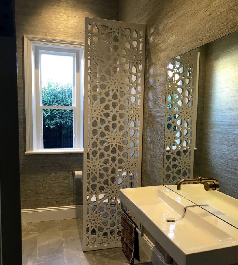 Alhambra Laser Cut Decorative Screen Decorative Screens