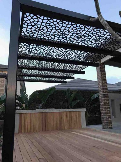 Athelstan Pergola Screens 2