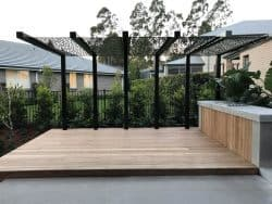 Athelstan Pergola Screens 3