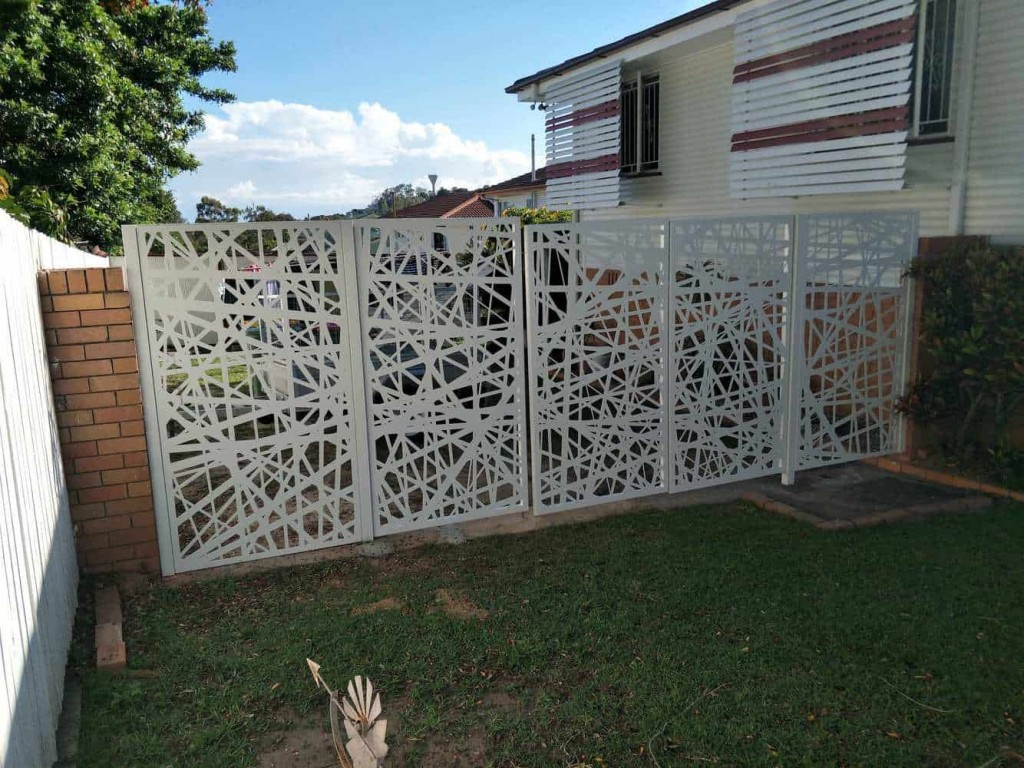 Birds Nest Decorative Gates