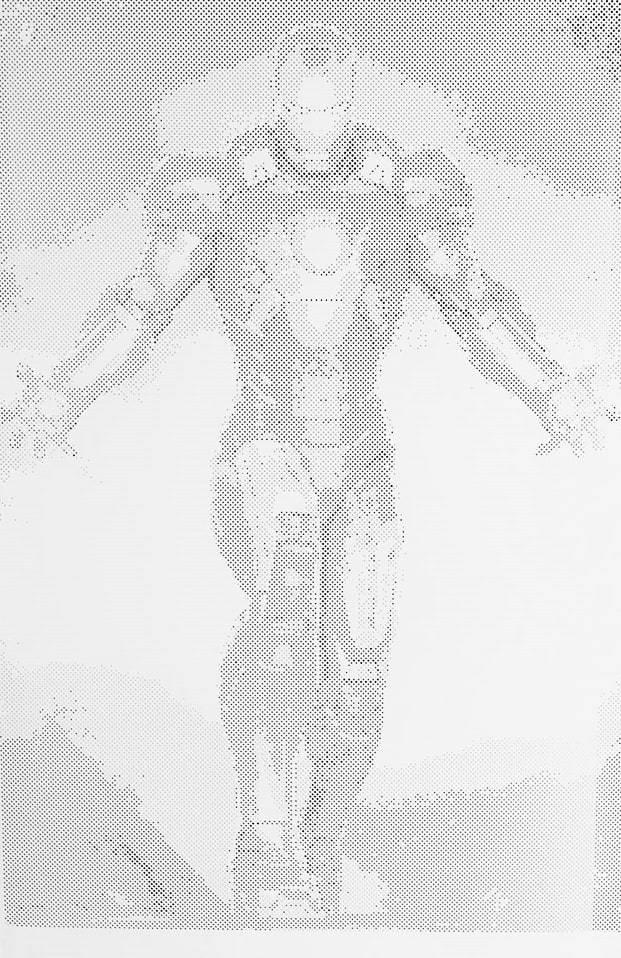 Iron Man Image Perf Screen