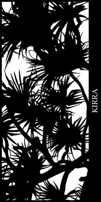 Kirra Laser Cut Decorative Screens
