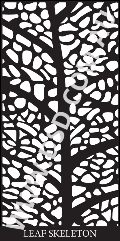 laser cut decorative screen design