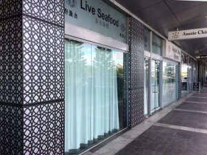 Lace Circles Meriton Decorative Screen Facade 4