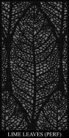 Lime leaves Perforated Screen