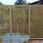 Sunfire Laser Cut Decorative Panels