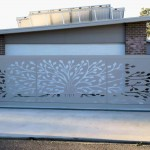 Tree Of Life Driveway Decorative Gate