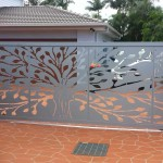 Tree Of Life Decorative Screen 2