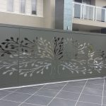 Tree Of Life Laser Cut Gate