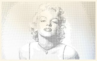 Marilyn Monroe Decorative Wall Art