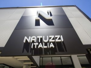 Natuzzi Entrance Laser Cut Screens 1