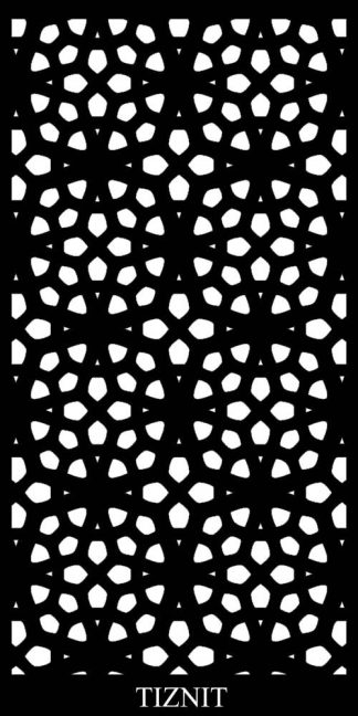 Tiznit Decorative Screen Design
