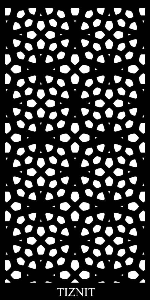 Tiznit Decorative Screen Design