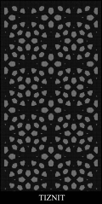 Tiznit Perforated Screen Design