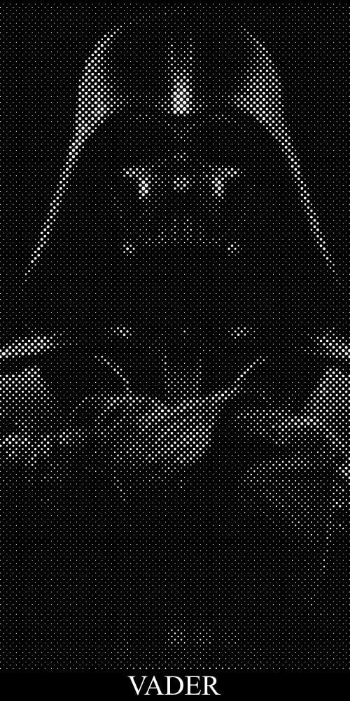 Vader Image Perf Screen