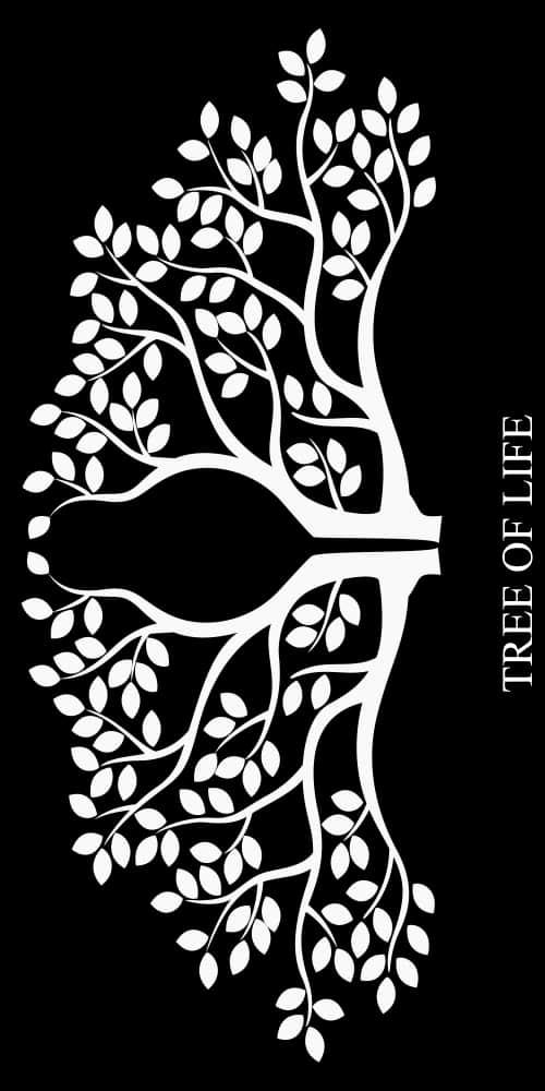 Tree of Life Decorative Screen 2.0