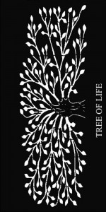 Tree of Life Laser Cut Screens