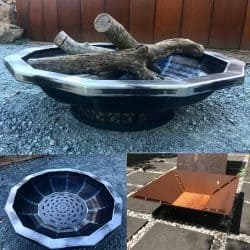 DSD Outdoor Fire Pits