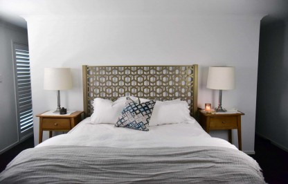 King Size Laser Cut Decorative Headboards