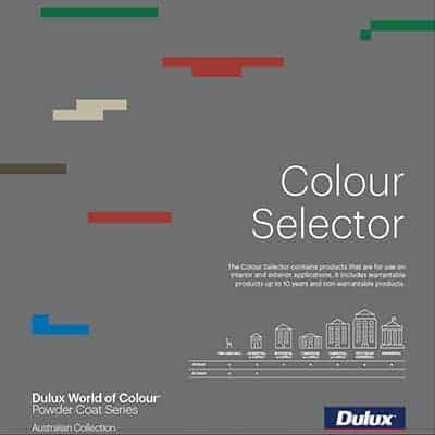 Dulux Colour Selector