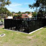 Decorative Fence Screens