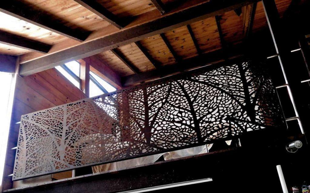 Autumn Leaves Decorative Room Dividers