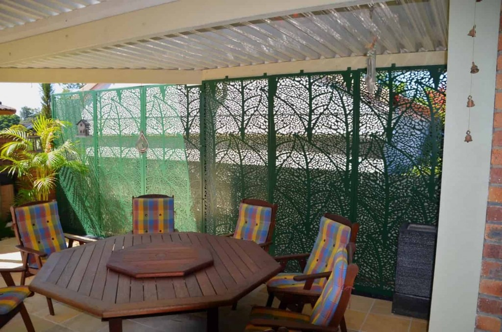 Autumn Leaves Privacy Screens
