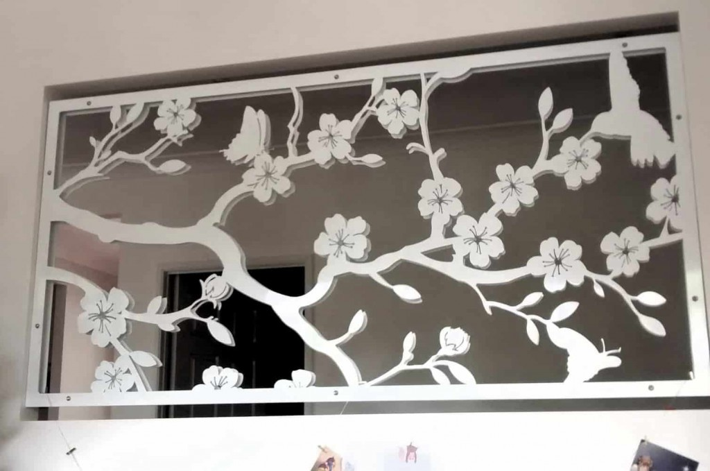 Chase Blossom Decorative Room Dividers