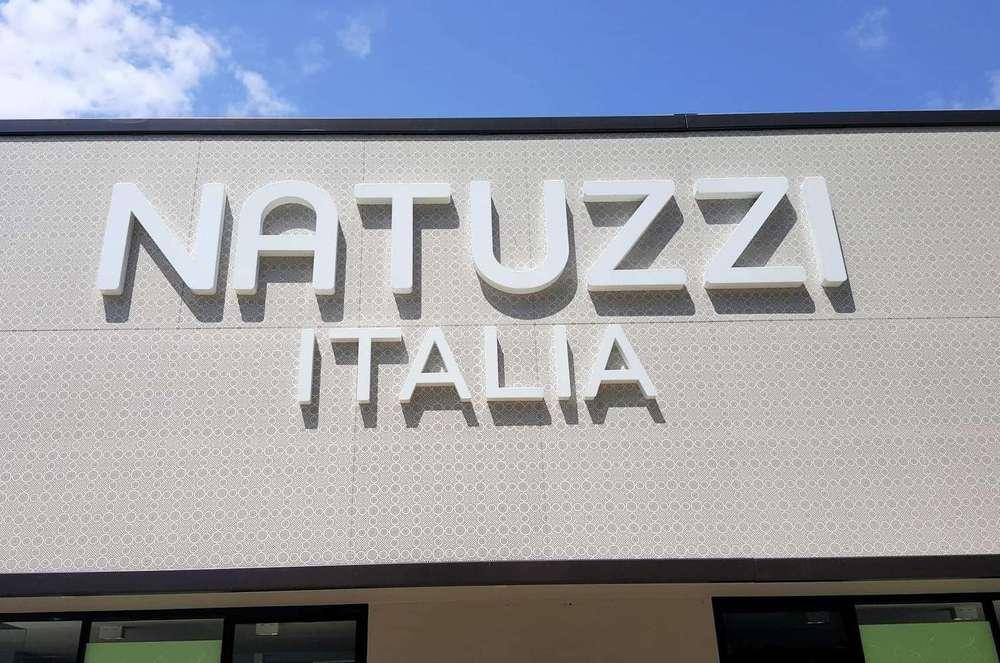 Natuzzi Architectural Building Facade 1