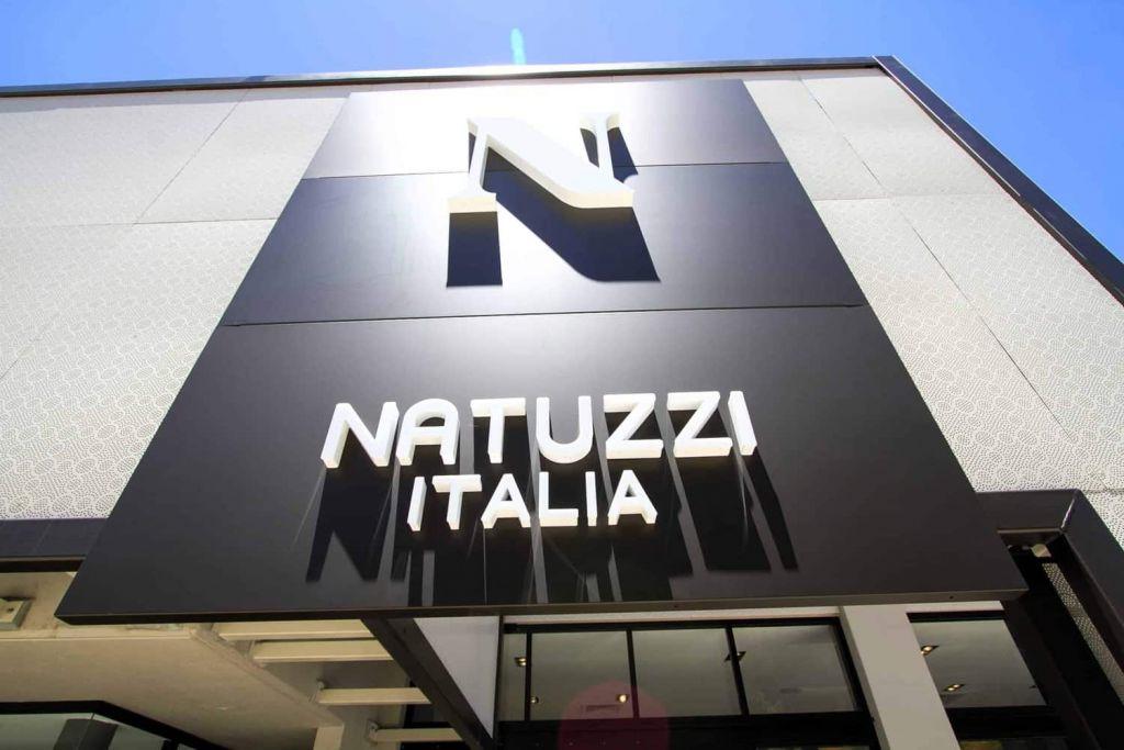 Natuzzi Architectural Building Facade 2