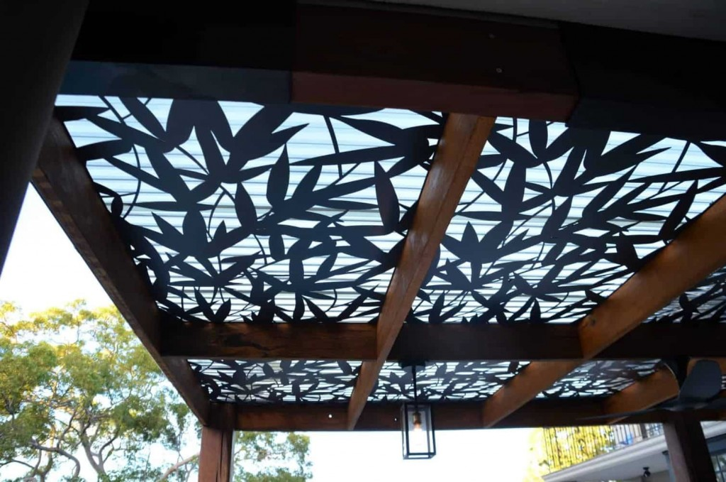 Panang Decorative Pergola Screens 1