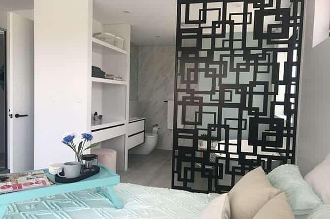 Square Rage Decorative Room Dividers
