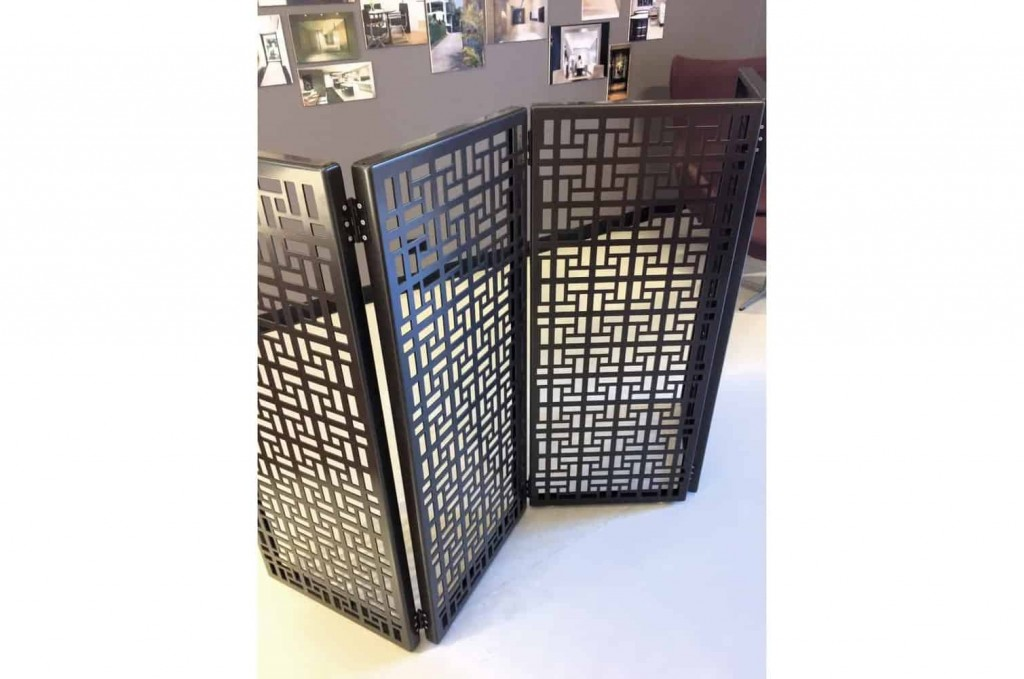 The Vlahos Decorative Room Dividers 2
