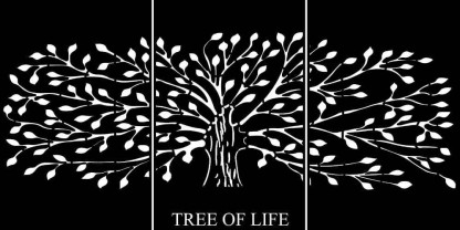 Tree Of Life Screenscape Decorative ScreenS 1