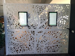Mollymook Golf Club Vines Room Divider 2