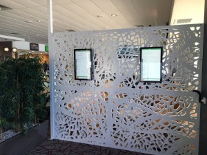 Mollymook Golf Club Vines Room Divider 4