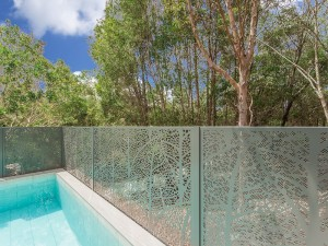 Autumn Leaves Perf Pool Fencing 7