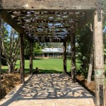 Decorative Pergola Screens 5
