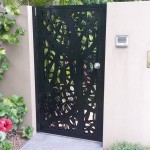 Vines Decorative Gate